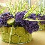 Sublime centerpieces created by Erik Witcraft AIFD...So fun for a summer wedding!