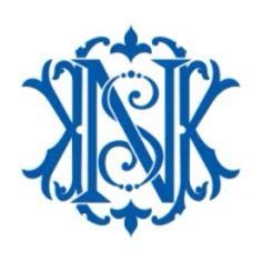 4 letter monogram KNSK