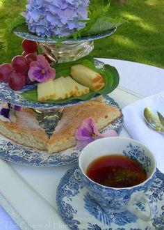TEA anyone in Victorian Blues?
