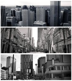 Everything about Calgary, well except the traffic.