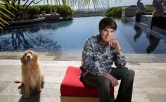 """""""Taking Our Dog Out to Dinner"""" by Dean Koontz"""