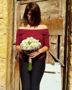 ❤ Wedding Bouquet For A Special Day ❤ #weddingdeco #weddingDay #weddingingreece #weddingbouqet #bouquet #freesia #gypsophilia #rosespray #white #ivory #whitefreesia #ivoryroses #lovetocreate #loveit #specialday #specialmemories #wedding #flowershots #flowerlovers #flowers #floristshop #thessaloniki #greece #anthos_theartofflowers Ivory Roses, Greece Wedding, Thessaloniki, Special Day, Wedding Bouquets, Wedding Day, Flowers, Women, Fashion