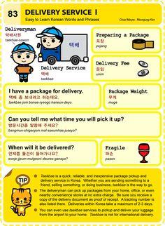 83 Learn Korean Hangul Delivery Service 1