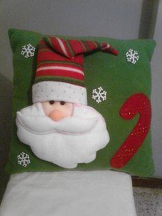 Cojin de Navidad, Papá Noel.