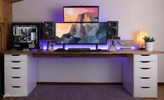 """Polubienia: 954, komentarze: 4 – Dario PC Crazy PC Enthusiast (@pc.crazy) na Instagramie: """"Credit for the setup to Jason Hart. Found this photo on Facebook page PC Builders Forum. The OCD…"""""""