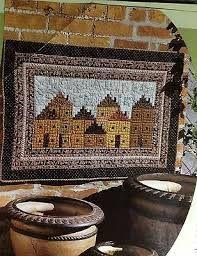 Image result for Tuscan Village Quilt Pattern