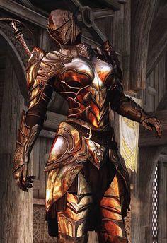 Reinforced Ebony Armor / Усиленная Эбонитовая Броня — Броня и одежда — Skyrim — Каталог модов — Gamer-mods.ru