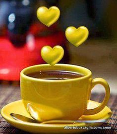 Love the hearts c'est bon, good morning coffee, good morning sunshine, Happy Coffee, Good Morning Coffee, Good Morning Sunshine, Good Morning Good Night, Morning Wish, I Love Coffee, Good Morning Quotes, My Coffee, Coffee Break