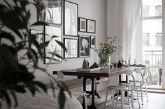 New blogpost ➡️ Beautiful apartment sold via @bjurfors_goteborg More pictures on my blog ➡️Trendenser.se (link in bio ) #newblogpost #scandinavianliving #hemnet : @mariasahlander Styling: @styledbyemmahos