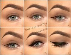 ✨STEP BY STEP LINER TUTORIAL✨ Do you want to know how to get the perfect winged eyeliner!? ✔️✔️✔️ Follow these 6 simple steps by Inglot Jervis MUA @laurawardyy Product list: BROWS: 16 brow gel BASE: 95 concealer, 503 sculpting powder. EYES: 54 eyeshadow, 77 gel liner mixed with duraline. Don't forget our new limited edition Inglot Christmas palette now available for pre-order on www.inglot.ie.