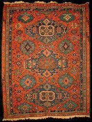 Antique Caucasian Kuba Soumak rugs and carpets, Soumac, Sumakh, Soumach rugs