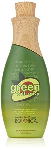Swedish Beauty DHA Bronzer Tanning Lotion, Green with Envy, 8.5 Fluid Ounce * More info could be found at the image url.