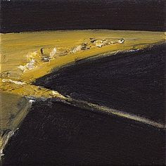 Ørnulf Opdahl: Studie, Alnes, 2007, 26 x 26 cm Landscaping Images, Abstract Oil, Close Image, Oslo, Contemporary Paintings, Landscape Paintings, Modern Art, Arrow Keys, Country Roads