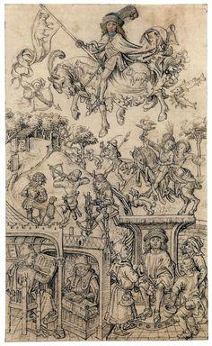 wolfegger hausbuch - Die Kinder Jupiter (175 - 1500)