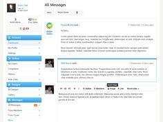 User Panel User Profile, Lorem Ipsum, Messages, Sayings, Day, Inspiration, Grief, Biblical Inspiration, Lyrics