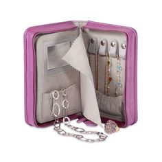 30 Super Efficient Ways to Pack Your Stuff Jewelry travel case