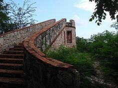 PRDayTrips: Dry Forest Fuerte Capron ...Puerto Rico..
