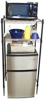 Com Dormco The Mini Shelf Supreme Adjule Shelving Kitchen Dining