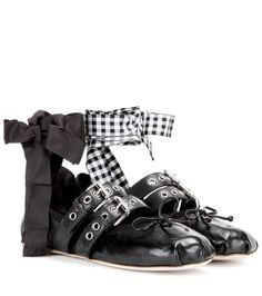 Trend Alert: Rocker Ballerinas   Collage Vintage