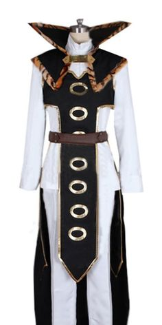 Onecos Anime Fairy Tail Rogue Cheney Cosplay Costume -- To view further for this item, visit the image link.