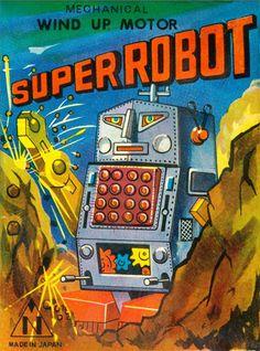 Noguchi Super Robot (1965)