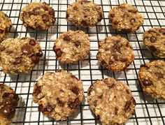 These Banana Oat Cookies are filled with extra goodness of chia seeds and LSA-P. The perfect quick baking treat for afterschool or to fill the lunchboxes.