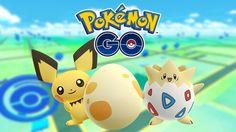 Feliz Páscoa! Descubra todas as novidades do evento especial de Pokémon GO - http://www.showmetech.com.br/feliz-pascoa-pokemon-go-comemora-data-com-evento-especial/