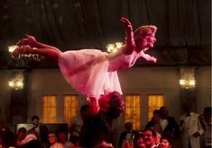 Eli Manning and Odell Beckham Jr nearly stole the Super Bowl after appearing in an ad which spoofed the Patrick Swayze-Jennifer Grey dance scene from the 1987 movie 'Dirty Dancing' Dance Movies, 80s Movies, Movie Songs, Iconic Movies, Good Movies, Movie Gifs, Film Dance, Classic Movies, Patrick Swayze