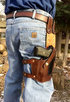 1019 Best leather images in 2019 | Leather holster, Gun