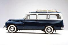 Vintage Volvo Wagon