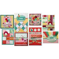 Basic Grey~ COTM~ Card of the Month ~January 2014~ Kit~ RSVP – LilLambs Boutique