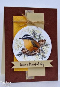 Creative Crafts by Lynn: Have a Peaceful Day