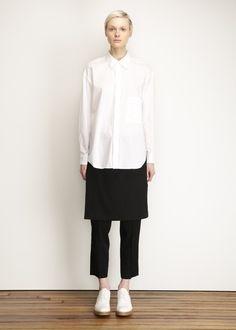 Y's by Yohji Yamamoto Skirt Pants (Black)