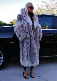 lynx coat
