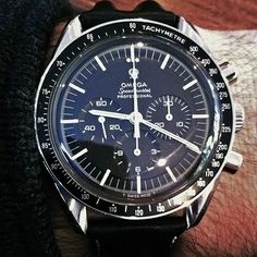 Stunning Vintage Omega Speedmaster Professional Chronograph Powered By Calibre 321 Circa 1967