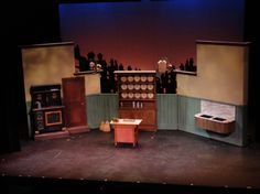 ***Mary Poppins Broadway Inspired Set With MAGIC***