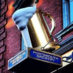 NEW HAMPSHIRE: Portsmouth Brewery, Portsmouth | America's Most Popular Bars In 2013