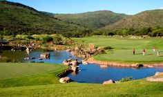 golf courses of the world Famous Golf Courses, Public Golf Courses, Sun City South Africa, St Andrews Golf, Coeur D Alene Resort, Augusta Golf, Golf Course Reviews, Namibia, Holiday Resort