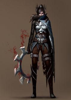 Character Design   Artist: DigitalSashimi