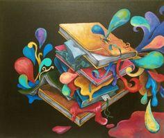 Acryl painting-Creativity