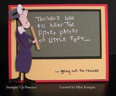 Blinkin', Thinkin', & Inkin': Old School Teacher