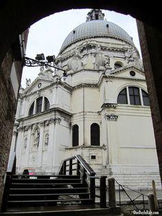 Basilica di Santa Maria della Salute, Venezia, Italy.