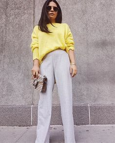 10 New Ways to Style Your Sweater