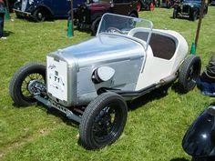 1931 Austin Seven Super Accessories Special, via Flickr.