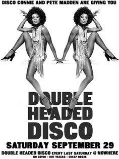 Double Headed Disco - Lola Falana by jacksonpanix, via Flickr