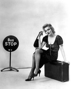 Marilyn Monroe -Bus Stop, 1956
