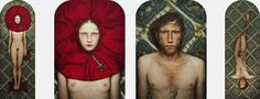 """Dino Valls """"Dino Valls is a Spanish painter born in 1959 in Zaragoza, presently living and working in Madrid. Brad Kunkle, National Gallery, Art Gallery, Magic Realism, Spanish Painters, Greek Art, Collaborative Art, Man Ray, Zaragoza"""