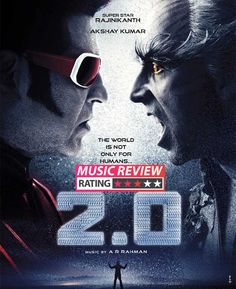 2.0's audio launch is theprobably the only thing that everyone is talking about on the internet. It's so exciting for all Rajinikanth and Akshay Kumar fans.Two songs from the film will be launched today in Tamil, Telugu and Hindi. Hours b...