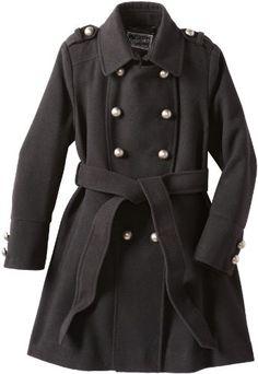 Via Spiga Girl's Skating Coat | Coats for picky daughter ...