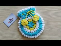 How to Crochet an Easy Soap Pouch Saver / Crochet Pattern for Face Scrubbies – Harika El işleri-Hobiler Cute Crochet, Crochet Hats, Beaded Jewelry, Crochet Necklace, Crochet Patterns, Pouch, Youtube, Face, Crochet Table Runner